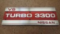 TURBO 3300 - Top Engine Cover Plate - ZTeK