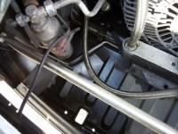 Z32エンジンオイル漏れ