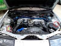Z32エンジンルーム写真