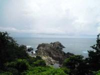 潮岬の海 写真