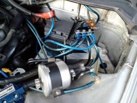 Z32 ドライバッテリー交換後写真