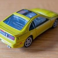 トミカプレミアム 9 日産 フェアレディZ 300ZX ツインターボ 写真 (その4)