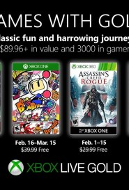 February 2019 Games with Gold – Z3Gaming