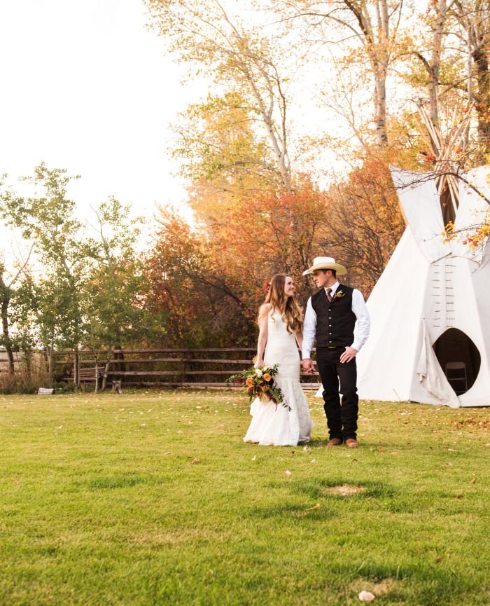 Ranch Wedding Venues In Montana