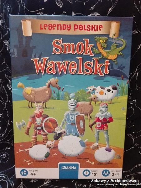 Legendy polskie - Smok Wawelski