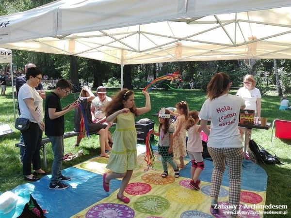 Studenckie życie: Piknik w Parku Krakowskim