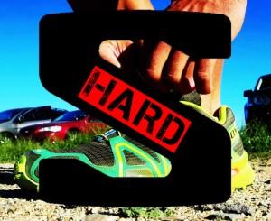ZAC GRIFFITH Hike Cardio Hard