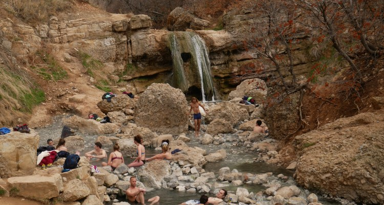 5th Water Hotsprings Utah Zachary Kenney