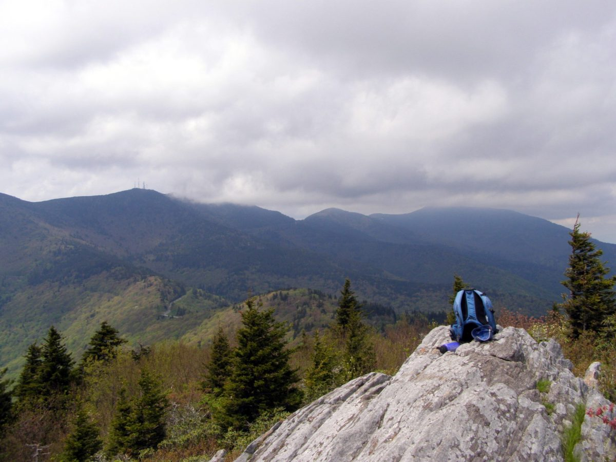 Heartbreak Ridge to Pinnacle - Pisgah National Forest, NC