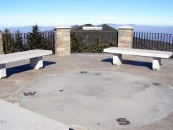 Mt. Mitchell observation tower