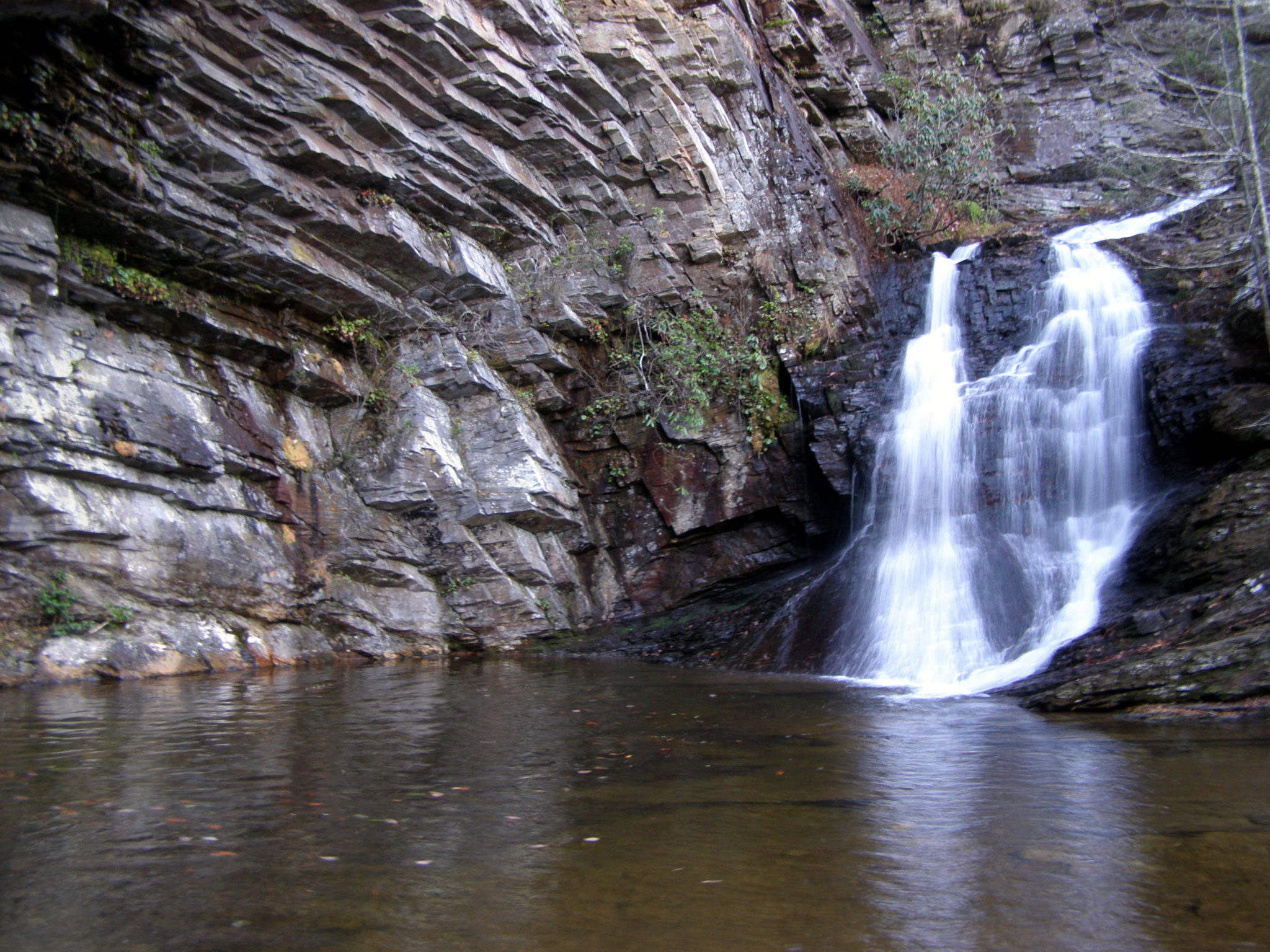 Lower Cascade Falls - Hanging Rock State Park, NC - Zach's ...