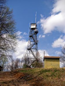 Rendezvous Mountain fire tower