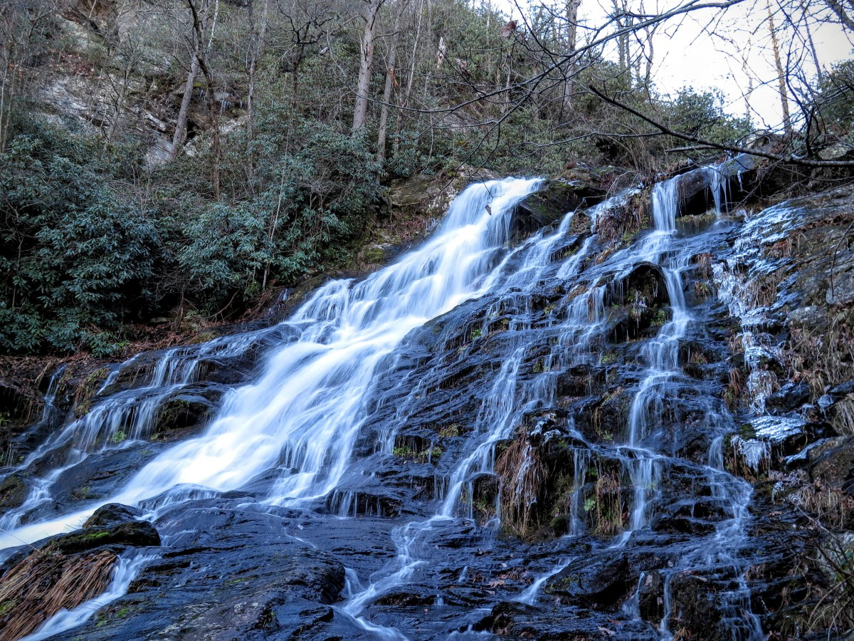 Catawba Falls - Pisgah National Forest, NC