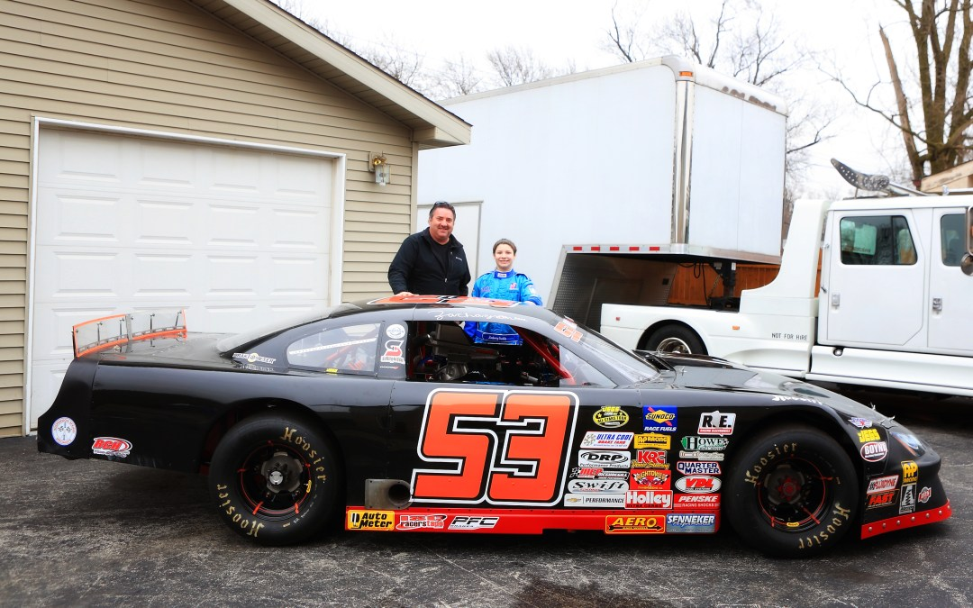 Zachary Tinkle to Compete Full-Time in JEGS/CRA All-Stars Tour for Lorz Motorsports in 2018