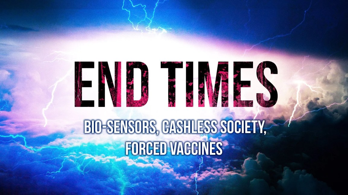 END TIMES: Bio-Sensors, Cashless Society & Forced Vaccines - Zach Drew Show