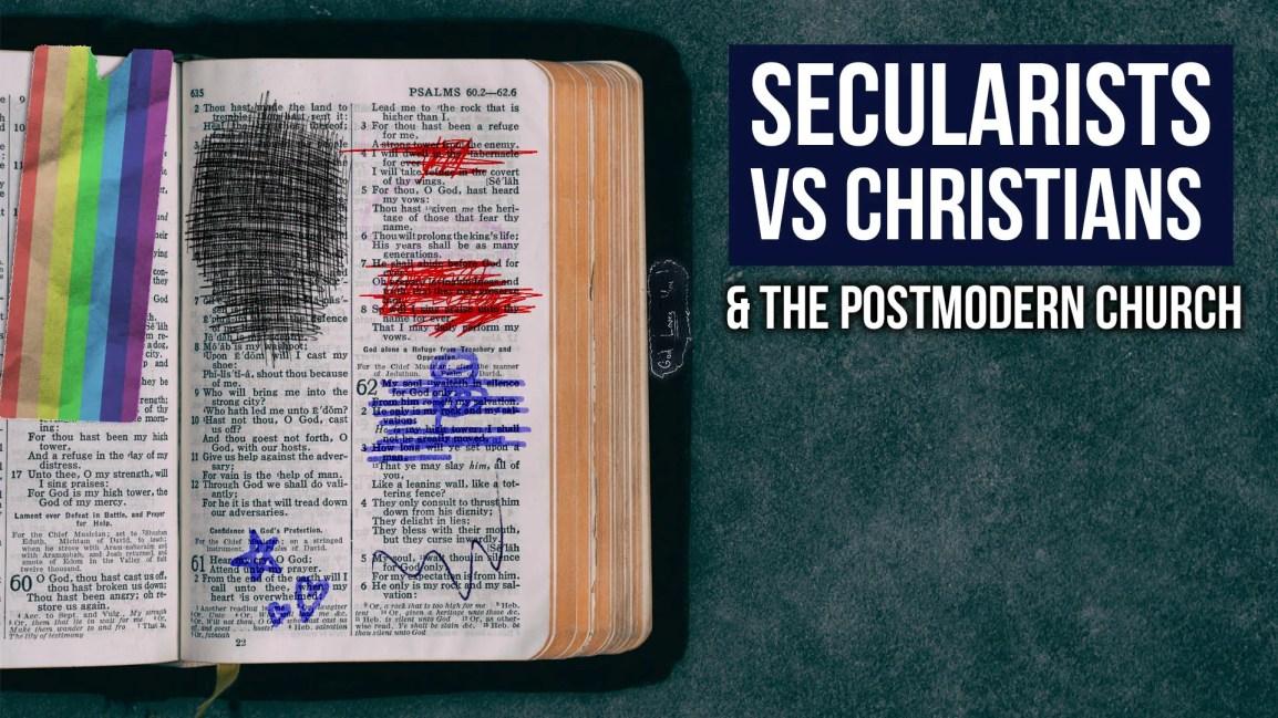 Secularists vs Christians & The Postmodern Church - Zach Drew Show