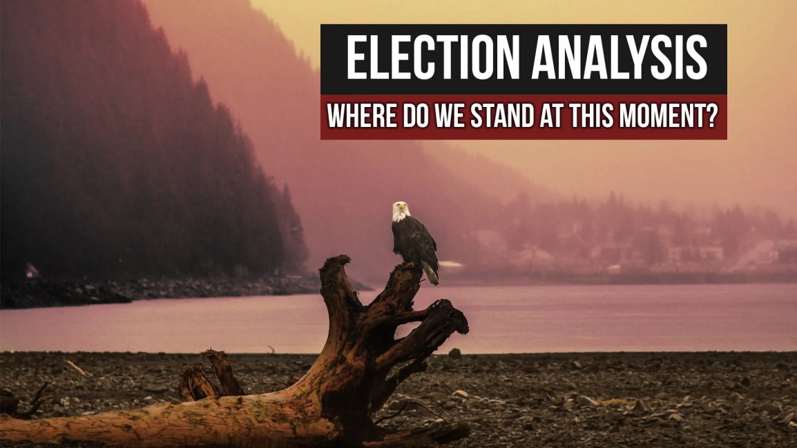 Election Analysis: Where Do We Stand at This Moment? - Zach Drew Show