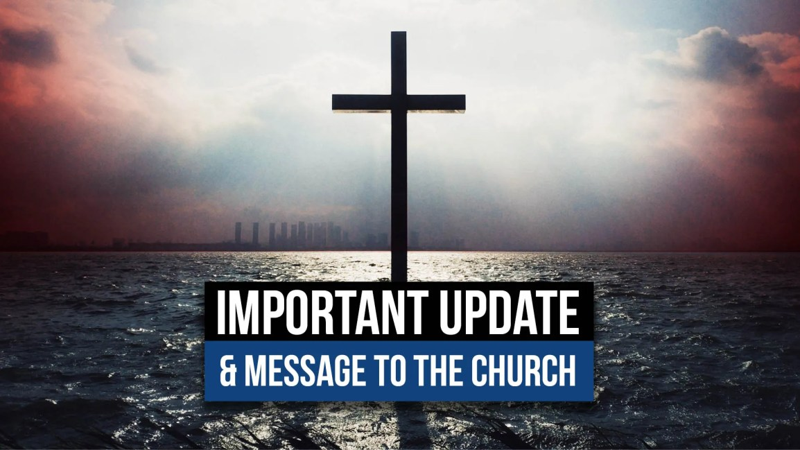 Important Update & Message to the Church - Zach Drew Show
