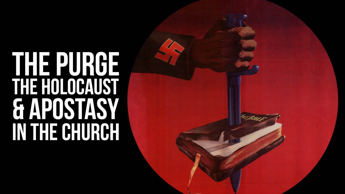 The Purge, the Holocaust & Apostasy in the Church - Zach Drew Show