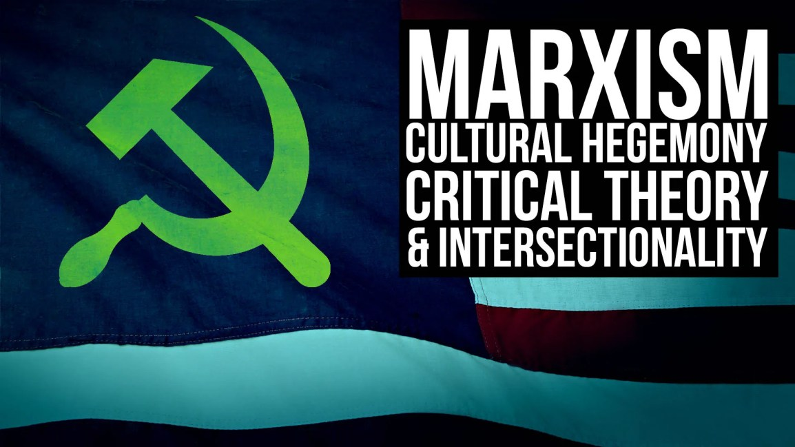 Marxism, Cultural Hegemony, Critical Theory, & Intersectionality - Zach Drew Show