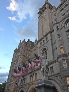 Trump International Hotel Washington, DC, Zach Everson