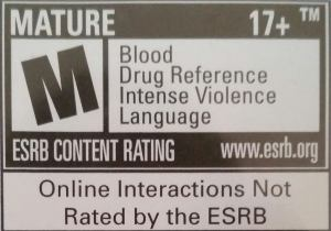 Rated M for Language
