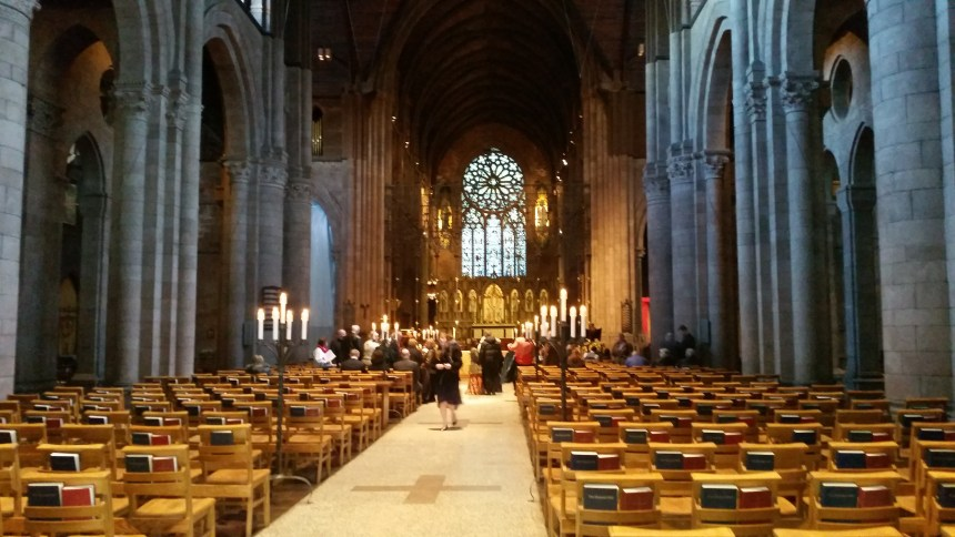 Cathedrals of all saints