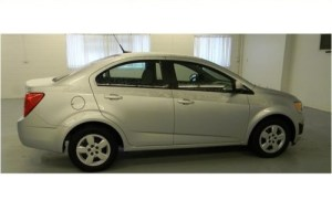 New Car Chevy Sonic
