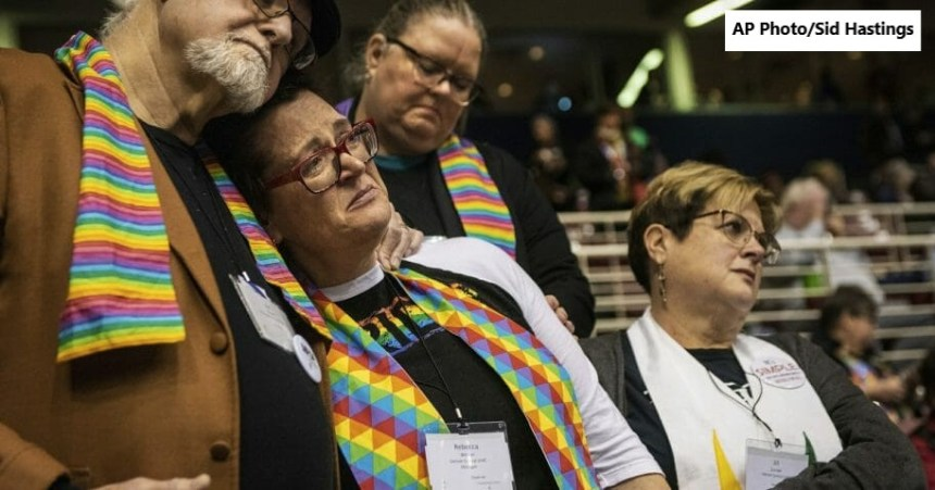 LGBTQ+ Methodist Church