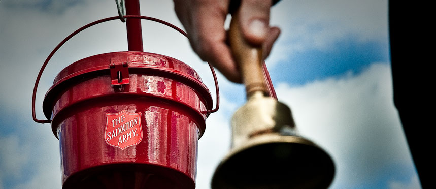 What bell ringers (and other volunteers) can teach us.