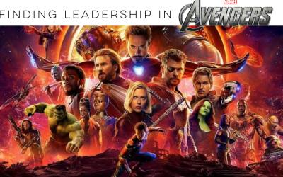 Finding Leadership in the Avengers