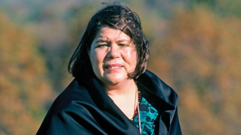 Profiles in Leadership: Wilma Mankiller