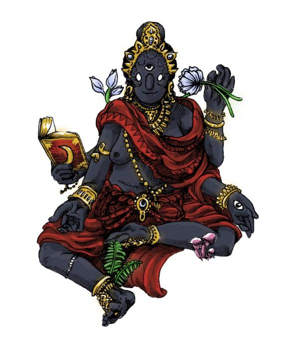 Black Tara