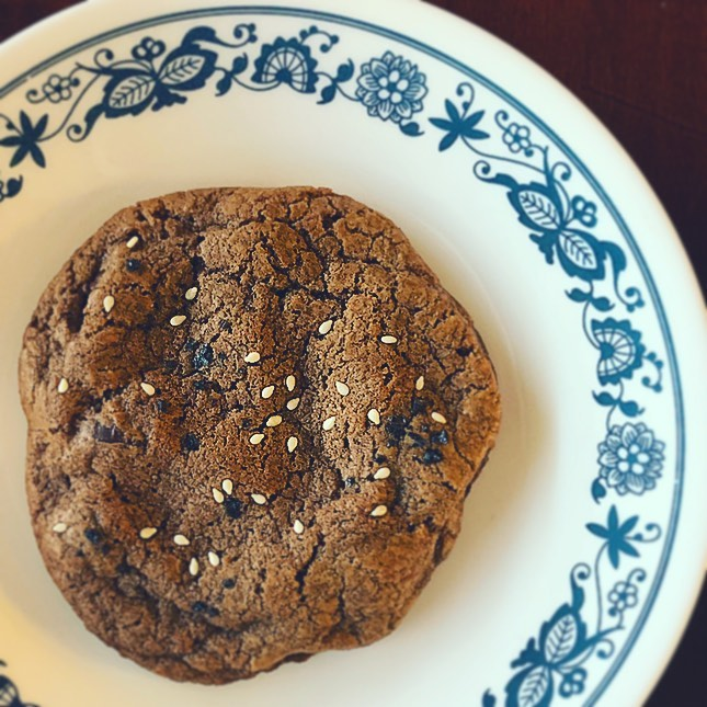Double Chocolate Orange Cookie