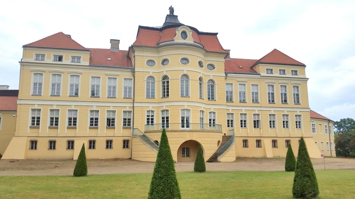 pałac w rorgalinie