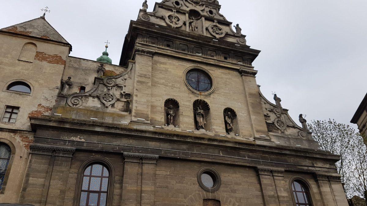 lwów kościoły