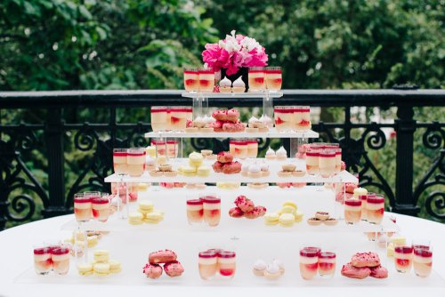 Zafferano bespoke wedding catering and event planner