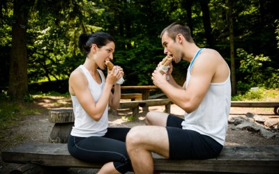 Alimentación post deporte