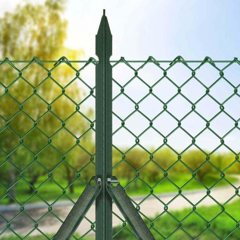 rete pali recinzione