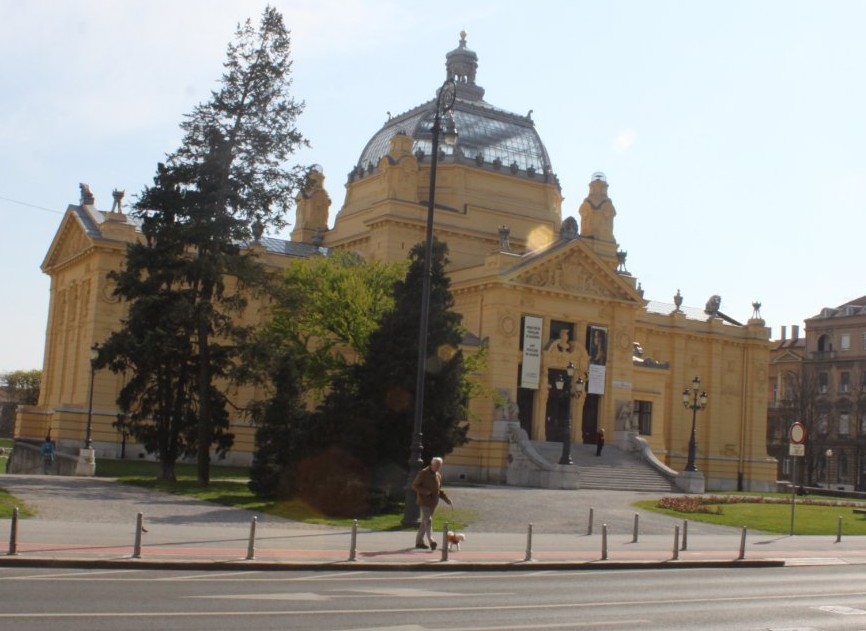 Attractions in Zagreb