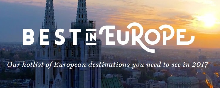 Zagreb is the number one place in Europe to visit in 2017