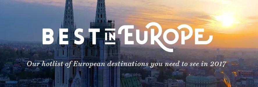 Zagreb er stedet du bør besøke i 2017