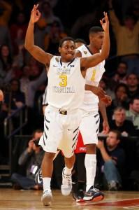 NCAA Basketball: Gotham Classic-West Virginia vs North Carolina State