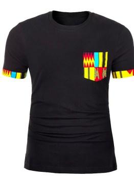 African print T Shirt