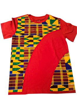 Kente Kids T-shirt