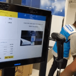 Decathlon's 'self checkout' facility is one of a kind!