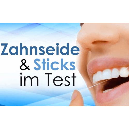 Zahnseide & Sticks im Test 2016