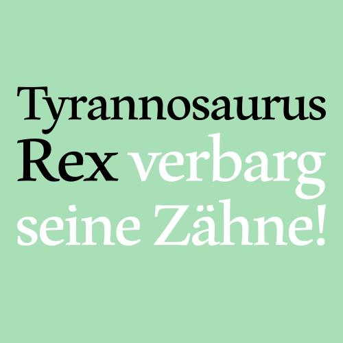 Tyrannosaurus Rex hatte womöglich Lippen, die seine Zähne verbargen