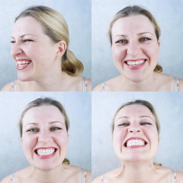 Wie wird Zahnseide benutzt?