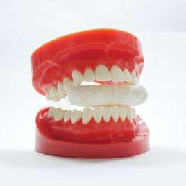 Nachhaltige Vegane Zahnseide Gewachst